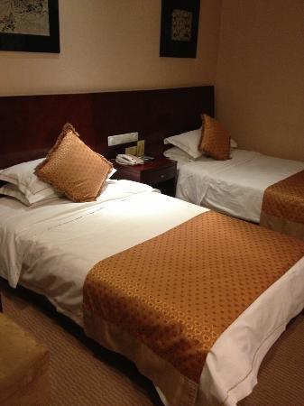 Yuzuo Hotel: 标准间