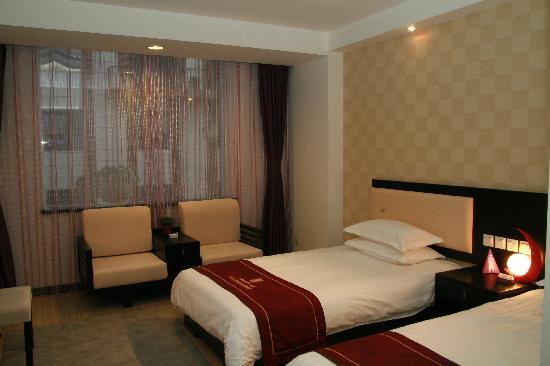 Kang'en Hotel : 标准间