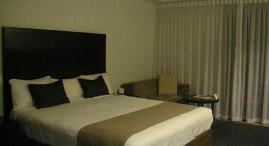 Holiday Inn Hefei Downtown: 内景