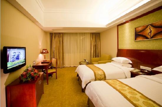 Vienna Hotel Shenzhen Baoan Chuangye Road: 豪华双人房