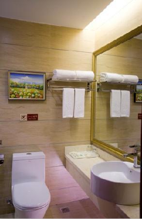 Vienna Hotel Shenzhen Baoan Chuangye Road: 卫生间