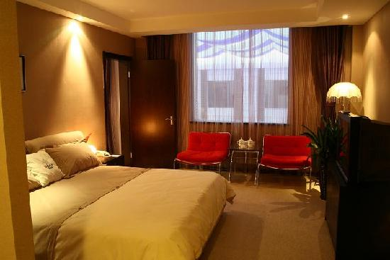 Kang'en Hotel : 豪华客房