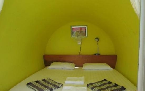 Tubotel: room