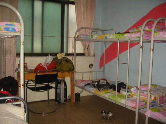 White Birch International Hostel : 床位