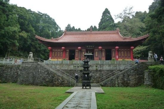 Huanglong Temple: 黄龙寺