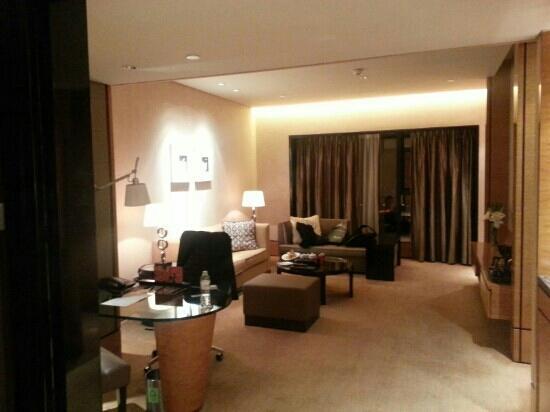 Sheraton Zhongshan Hotel: 18房型客厅