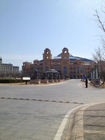 Grand Metropark Ocean Spring Resort Qingdao : 青岛海泉湾