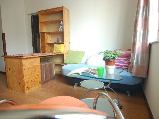 Olive Inn: 客厅