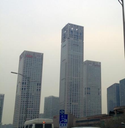Jianwai SOHO / SOHO China: 建外soho