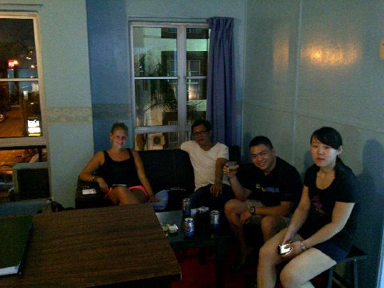 The Travelers Hostel & Guest House: 欢乐时光