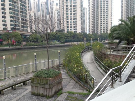 Mengqingyuan Garden : 河景