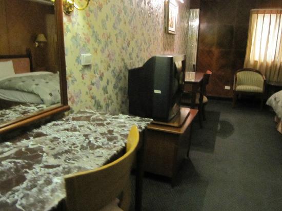 Ciny Yue Hotel Kaohsiung: 房间