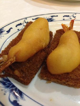 Jubin II : 吐司虾
