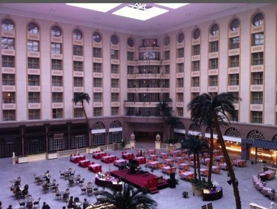 Sunworld Dynasty Hotel: 饭店