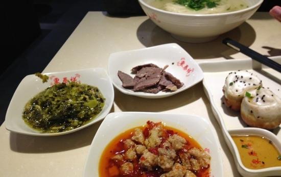 DongTai Xiang ShengJian ManTou Guan (ZhangNing Road)