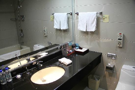 Shuguang Yunsong Hotel: 比较干净