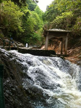 Fuzhou Huangzhulin Hot Spring: 黄楮林温泉