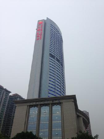 Soluxe Hotel Guangzhou: 酒店
