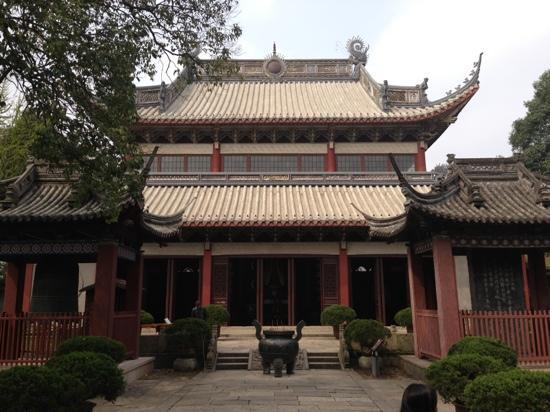 Kuaijishan Dayu Imperial Tomb : 禹庙