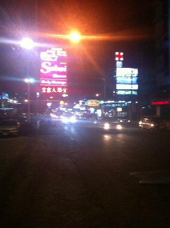 Red Planet Pattaya: 周边的夜市娱乐场所
