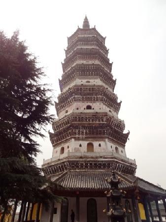 Anqing, Cina: 安庆振风塔