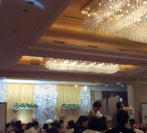 Yan'an Hotel: 厅
