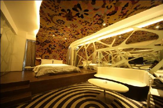 8oJinhao Shijue Hotel: 异度空间