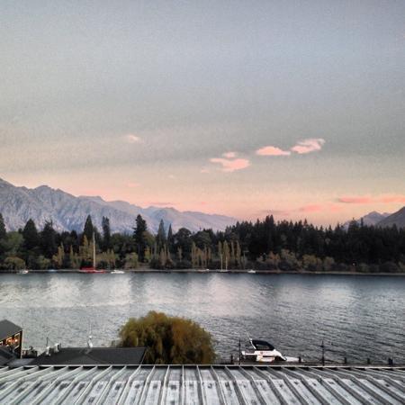 Lake Wakatipu: 如画风景