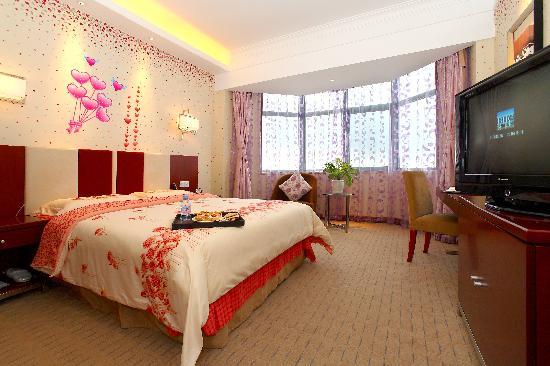 Qingdao Blue Horizon Hotel(Lichang): 照片描述