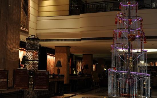 Tibet Hotel: 西藏饭店大堂