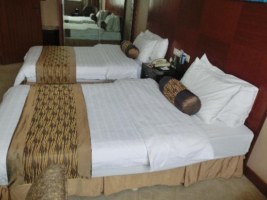 Blue Horizon Hotel Jinan Licheng: 照片描述
