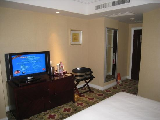 Ramada Plaza Optics Valley Hotel Wuhan Wuchang: 房间还不错