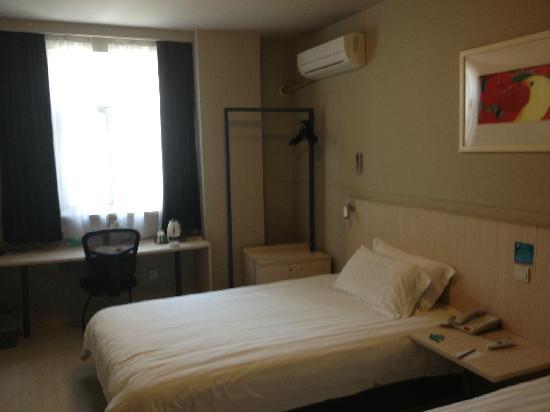Jinjiang Inn Shanghai Helen Road : Standard Room A
