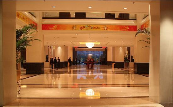 Grand View Hotel : 东莞·汇景酒店大堂