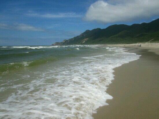 Hebao Island of Zhuhai: 海滩