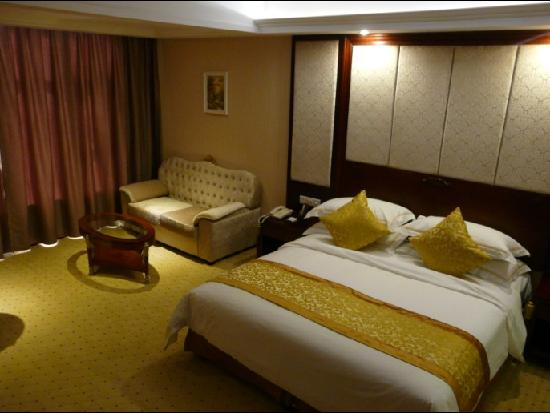 Vienna International Hotel Shenzhen Songgang ShaJiang Road: 豪华客房