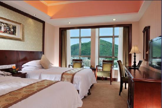 Vienna International Hotel Shenzhen Songgang ShaJiang Road: 豪华客房