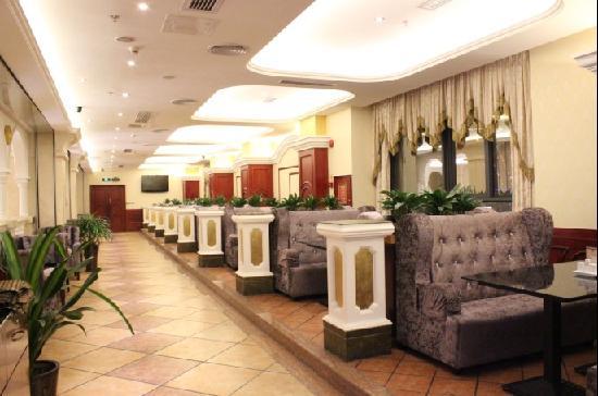 Vienna International Hotel Shenzhen Songgang ShaJiang Road: 餐厅