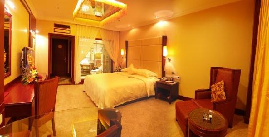 Chang'an Holiday Hotel: 商务房