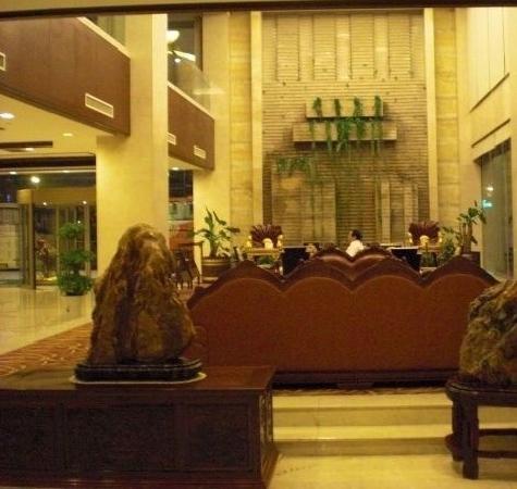Zhenbao Holiday Hotel : 大堂