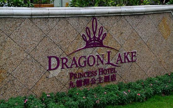 Dragon Lake Princess Hotel: 九龙湖公主酒店