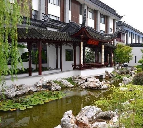 Scholars Hotel Suzhou Pingjiangfu : 环境