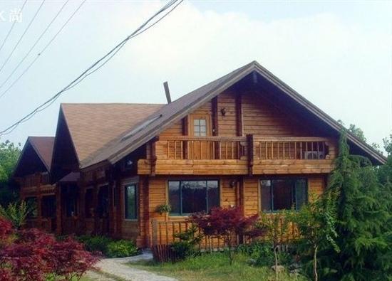 Taihu Cowboy Country Club: 木屋