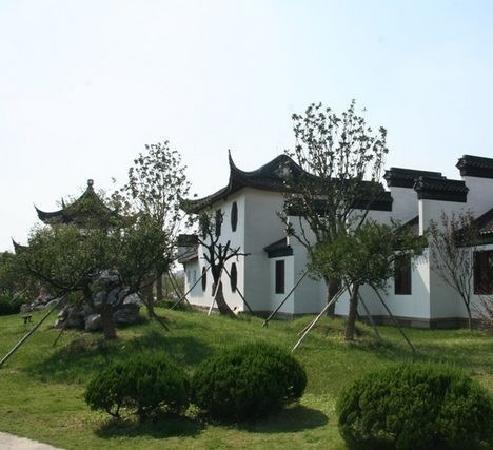 Tongli Lakeview Hotel: 环境