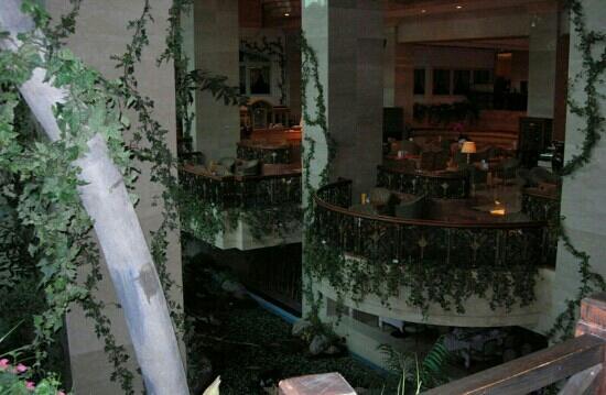 Lotte Hotel Busan: 酒店大堂