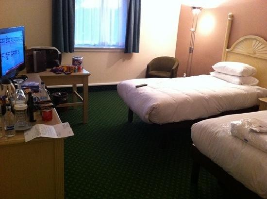 愛丁堡機場希爾頓酒店照片