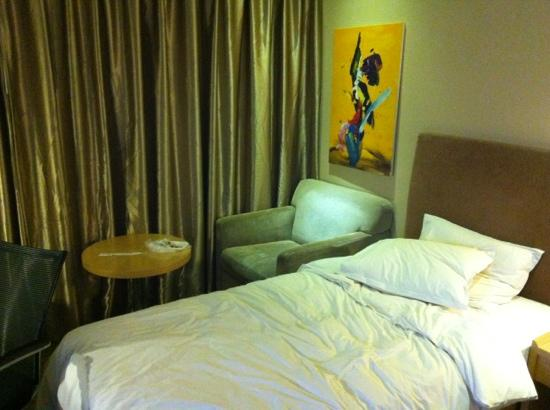 Holiday Inn Express Suzhou Changjiang : 客房