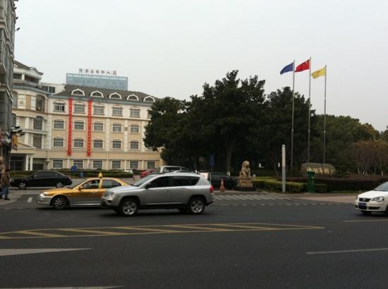 Shazhou Hotel