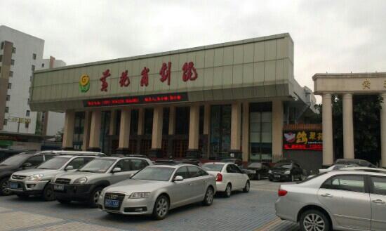 Huanghuagang Theater: 黄花岗剧院