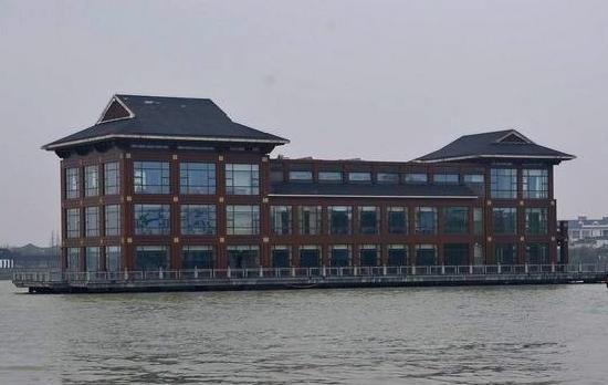 Tongli Lakeview Hotel: 外景